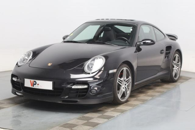 911 TURBO COUPE 997