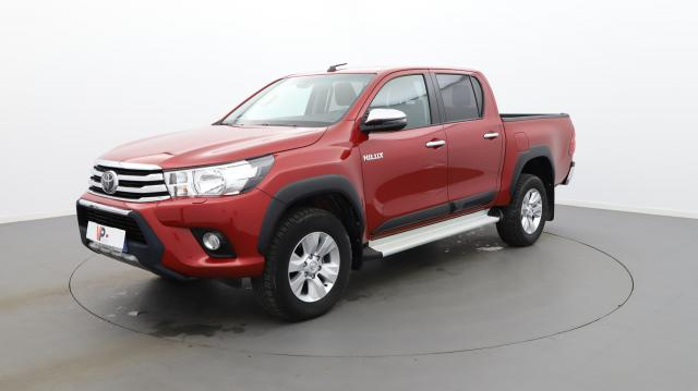 HILUX DOUBLE CABINE