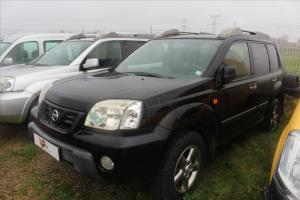 X-TRAIL COLUMBIA
